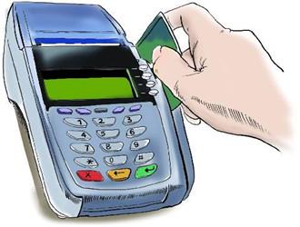 盛刷pos机怎么刷卡?