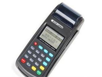 信用卡pos机使用步骤